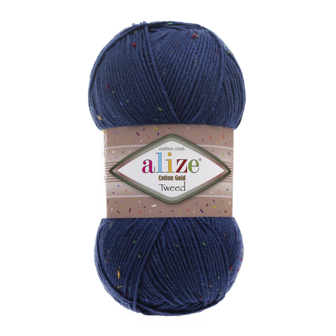 Cotton Gold Tweed №279