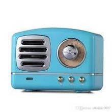 Беспроводная музыкальная колонка «Ретро радио»