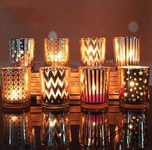 Декоративний свічник