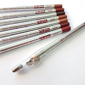 Контурный карандаш Pupa non conventional beauty для губ #B/E