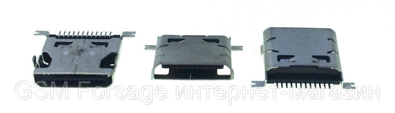 Разъем зарядки China Tab / China PhOne (universal) 12 pin