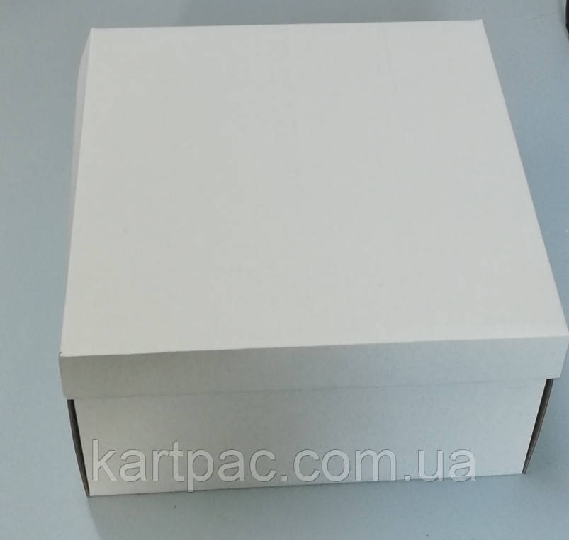 Упаковка для пирога 267*267*150 (252)
