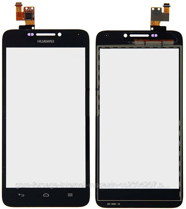 Тачскрин Huawei Ascend G630