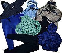 Зимняя одежда секонд хенд для магазина секонд хенд на вес. Секонд оптом от EuroMania