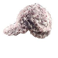 Детская зимняя шапка ушанка на девочку р 54-56