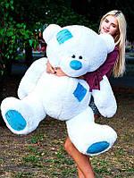 Плюшевый Мишка 150см.Большой Мишка Потап игрушка Плюшевый медведь Мягкие мишки игрушки Ведмедик (Белый)