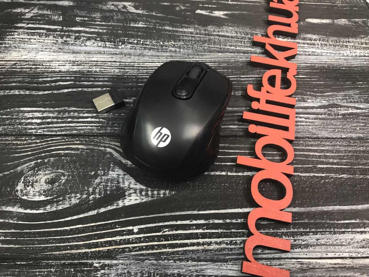 Мышь беспроводная HP 2.4G черная/Высокое Качество/