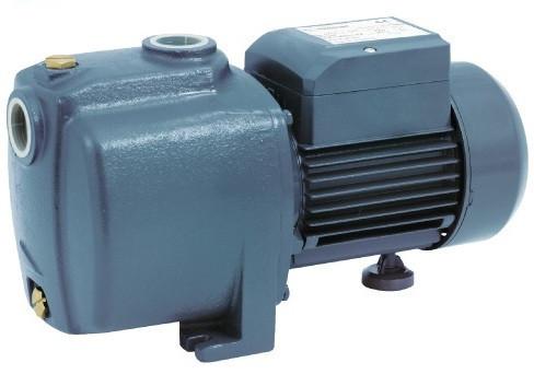 Центробежный электронасос Насосы+ JEX 500 многоступенчатый бытовой насос для подачи воды напор 38м