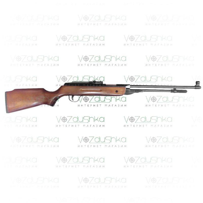 Пневматическая винтовка с подствольным рычагом SPA B4
