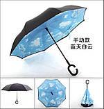 Зонт обратного сложения, фото 6