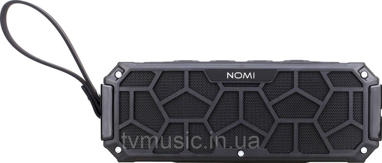 Портативная колонка Nomi Extreme 2 Plus Black (BT 247)