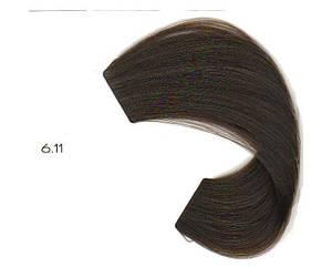 Краска без аммиака L'Oreal Professionnel Dia Light  6.11 Темный блондин глубокий пепельный 50 мл