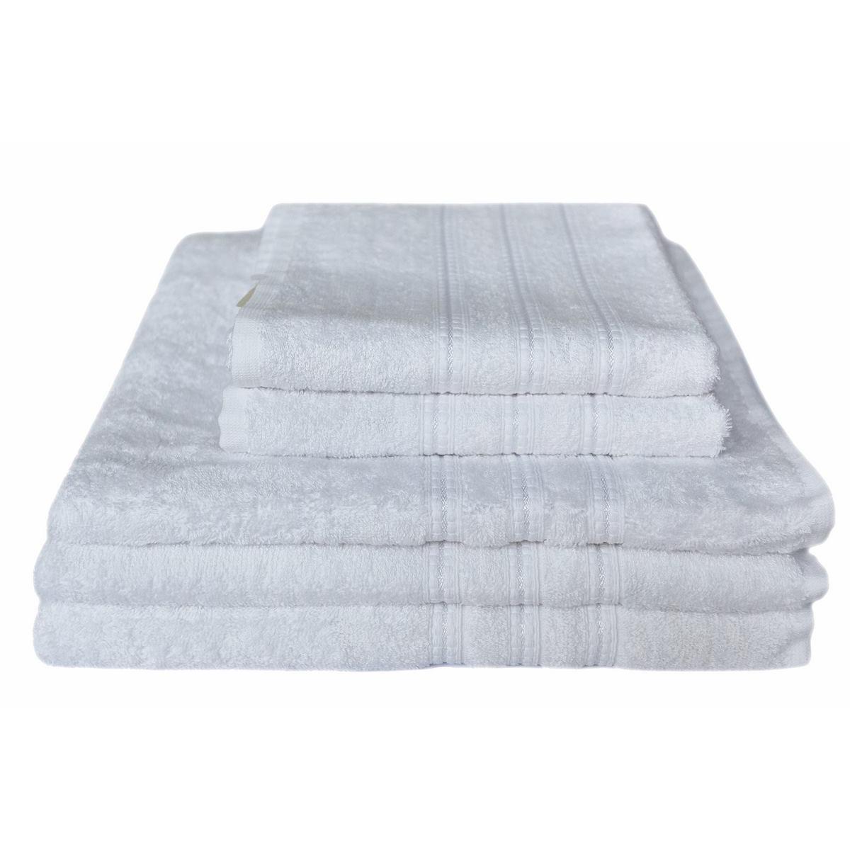 Махровое полотенце Arya Alice Бамбук 50х90 см