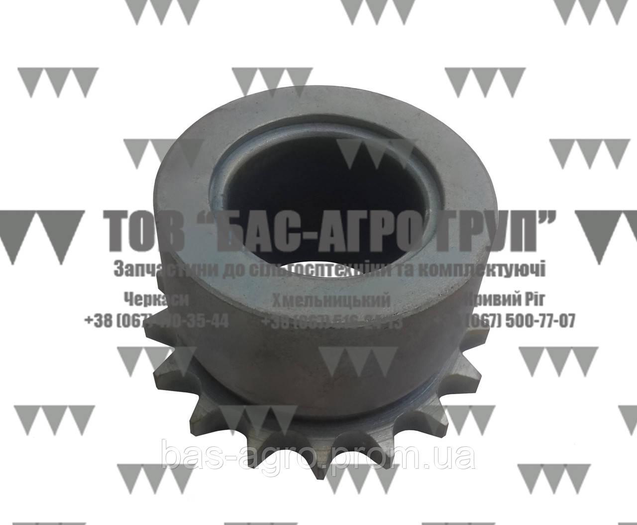 Звездочка Z-17  Kverneland AC824872 аналог