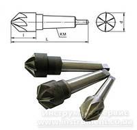 Зенковка коническая с к/х Ф 50 - 90° КМ3 Р6М5 (IS)