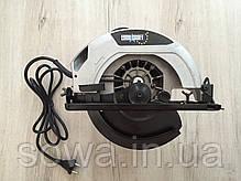 ✔️ Пила дисковая, ручная  Euro Craft cs 214  ( черная коробка,  1800Вт, 185мм ), фото 2
