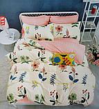 Комплект постільної білизни, матеріал бавовна, Розмір 2-х спальний, фото 2