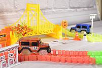Гибкий трек - 360деталей ( Magic Track: светящаяся дорога с 2машинкамиМеджик Трекс), фото 3