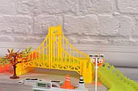 Гибкий трек - 360деталей ( Magic Track: светящаяся дорога с 2машинкамиМеджик Трекс), фото 5