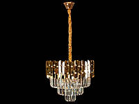 Хрустальная люстра в классическом стиле  золото 2153-450, фото 1