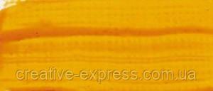 A'KRYL акрилова фарба 100мл,  6 жовтий темний, фото 2