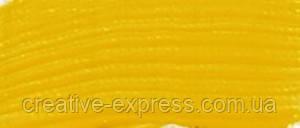 A'KRYL акрилова фарба 100мл,  5 жовтий середній