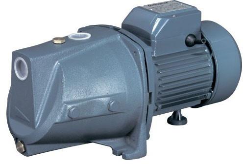 Відцентровий насос Насоси+ JSWm 15МХ побутової самовсмоктуючий насос для водопостачання, напір 54м, 1200Вт