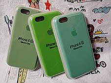 Силиконовый чехол для Айфон  6 / 6S  Silicon Case Iphone 6 / 6S в защищенном боксе - Color 24, фото 3