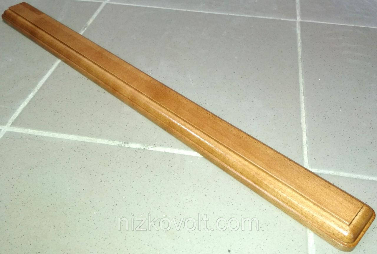 Деревянные подлокотники на кресло 550х50х18 мм, фото 1