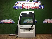 Двері задня ліва зі склом Volkswagen Caddy Фольксваген Кадді 2004 - 2011, 2K0827091D