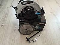 ✔️  Дисковая пила, циркулярная Euro Craft cs 214 / Твердосплавный пильный диск