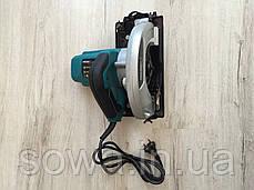 ✔️  Дисковая пила, циркулярная Euro Craft cs 214 / Твердосплавный пильный диск, фото 3