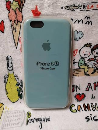 Силиконовый чехол для Айфон  6 / 6S  Silicon Case Iphone 6 / 6S в защищенном боксе - Color 26, фото 2