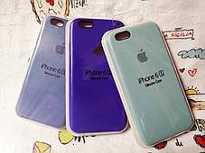 Силиконовый чехол для Айфон  6 / 6S  Silicon Case Iphone 6 / 6S в защищенном боксе - Color 26, фото 3