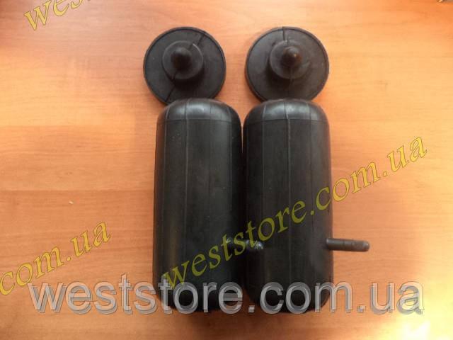 Усилители пружин пневмо (2 подушки надувные+2 отбойника)