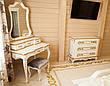 Туалетные столик в спальню №8 из массива в классическом стиле, фото 4