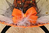 """Обруч """" Шляпа ведьмы """", фото 2"""