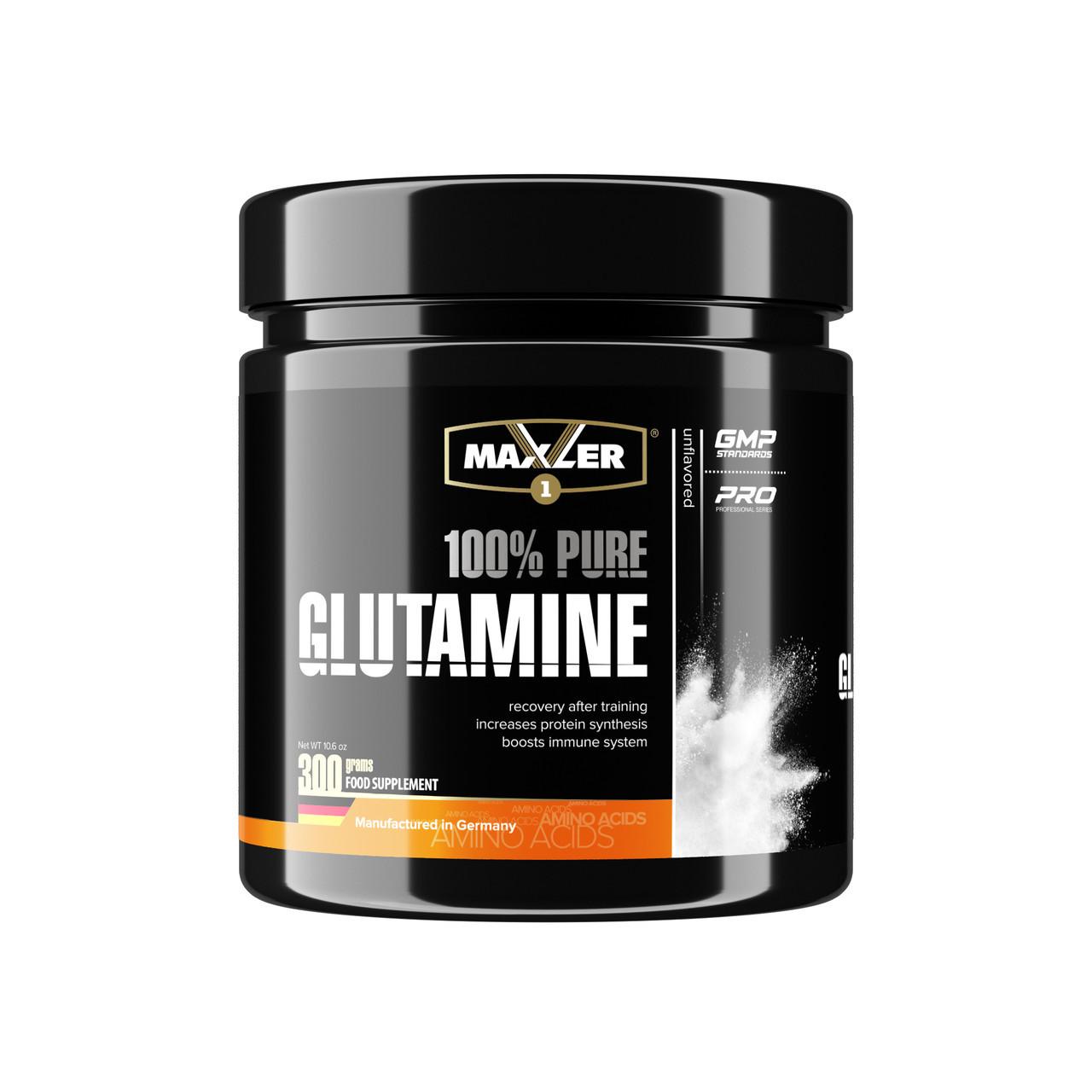 Maxler Glutamine 300 г – без вкуса