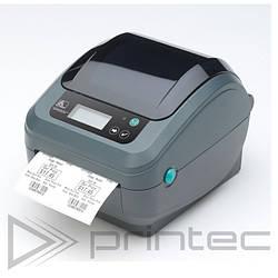 Принтер этикеток Zebra GX420d USB + Bluetooth