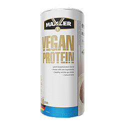 Maxler Vegan Protein 450 г – шоколадное печенье