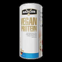 Maxler Vegan Protein 450 г – яблоко с корицей