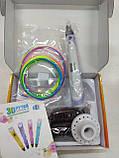 3D ручка для детей для рисования с LCD дисплеем, 3д ручка, фото 10