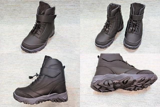 Зимові черевики хлопчикові, Dexfer фото