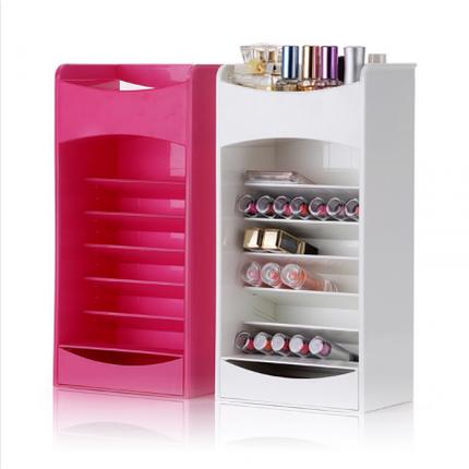 Вертикальный органайзер для косметики Cosmake Lipstick & Nail Polish Organizer № B47, фото 2