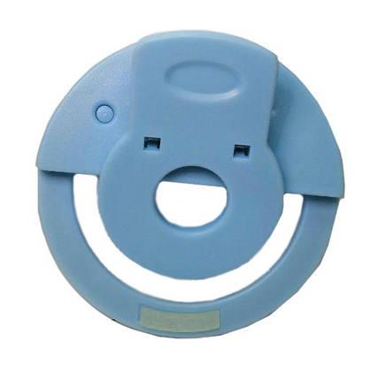 Вспышка-подсветка для телефона селфи-кольцо - Голубой, фото 2