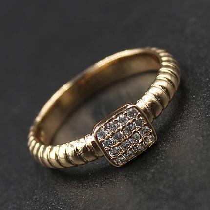 """Кольцо женское Xuping( Хьюпинг) """"Velvet"""", фото 2"""