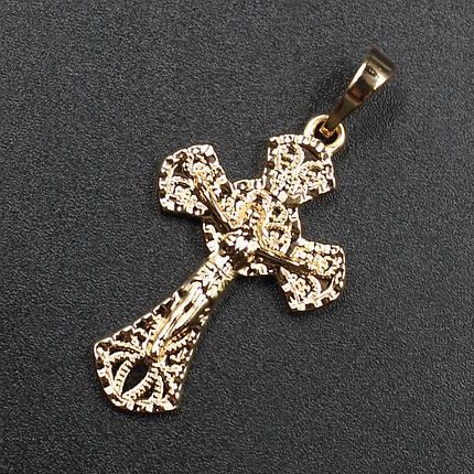 Крестик Xuping 30 х 18 мм, фото 2