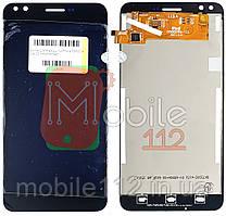 Модульный Дисплей Prestigio MultiPhone PSP3504 Muze C3 экран + тачскрин черный