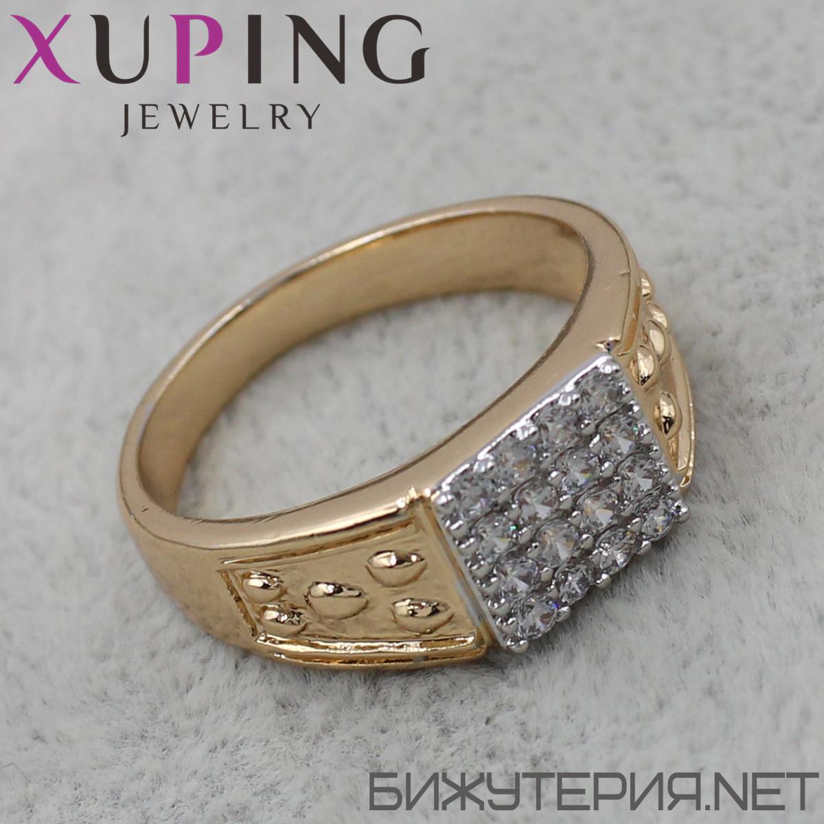 Перстень Xuping медицинское золото 18K Gold - 1025746989
