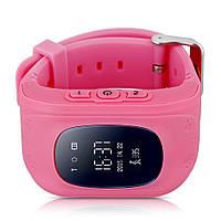 Дитячі розумні годинник з GPS Smart Baby Watch Q50 Pink